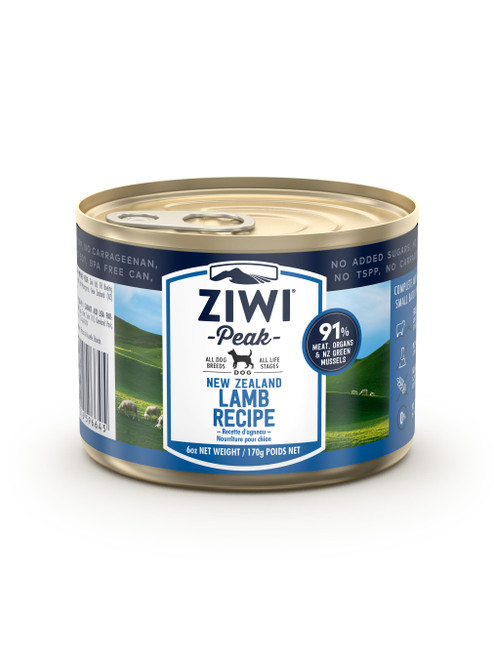 Ziwi Lamb Wet Dog Food