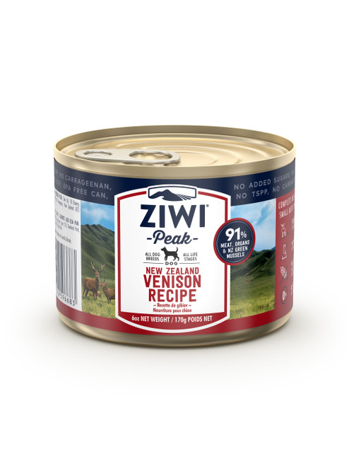 Ziwi Venison Wet Dog Food