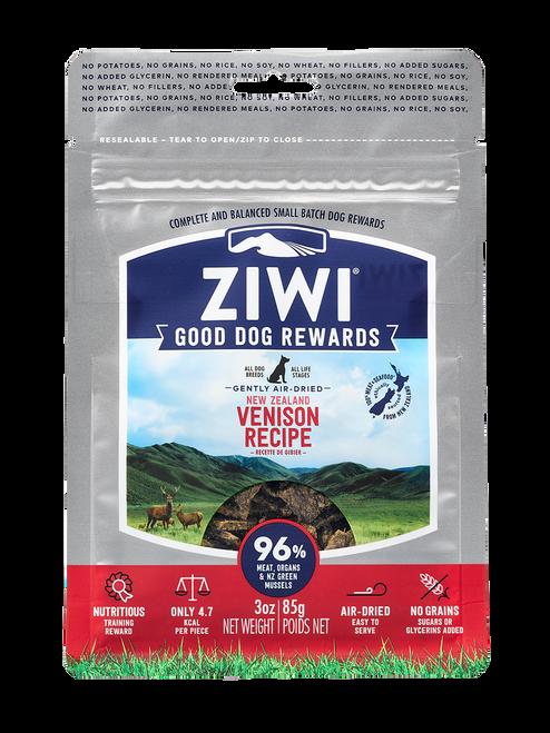 Ziwi Good Dog Rewards Venison Dog Treats