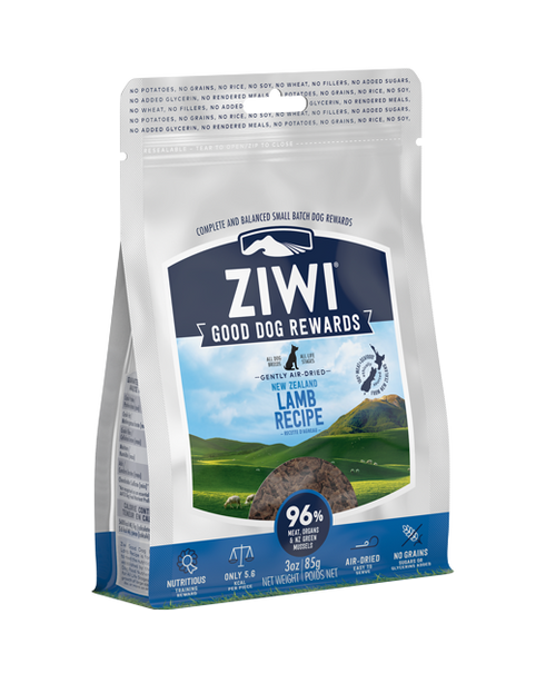 Ziwi Good-Dog Rewards Lamb Dog Treats