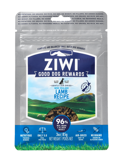 Ziwi Good Dog Rewards Lamb Dog Treats