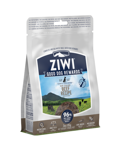 Ziwi Good-Dog Rewards Beef Dog Treats