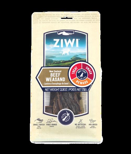 Ziwi Beef Weasand Dog Treats