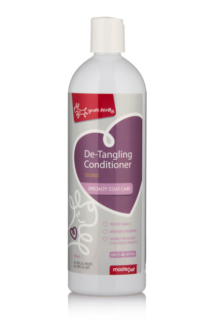 Yours Droolly Detangle Conditioner