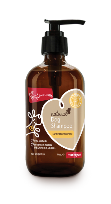 Yours Droolly Natural Dog Shampoo