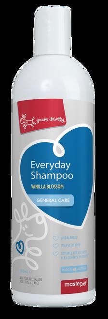 Yours Droolly Everyday Dog Shampoo Vanilla