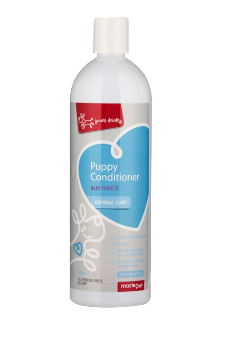Yours Droolly Puppy Conditioner