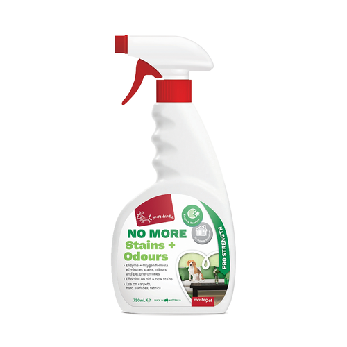 Yours Droolly No More Stain/Odour