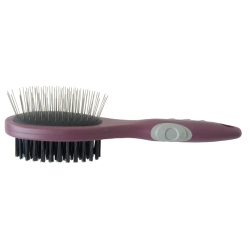 Glamour Puss 2 in 1 Combo Brush