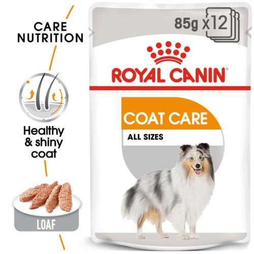 Royal Canin Coat Care Wet Dog Food