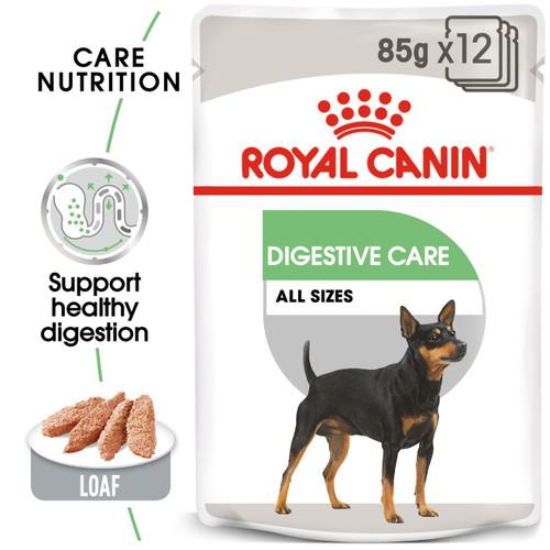 Royal Canin Digestive Care Loaf Wet Dog Food