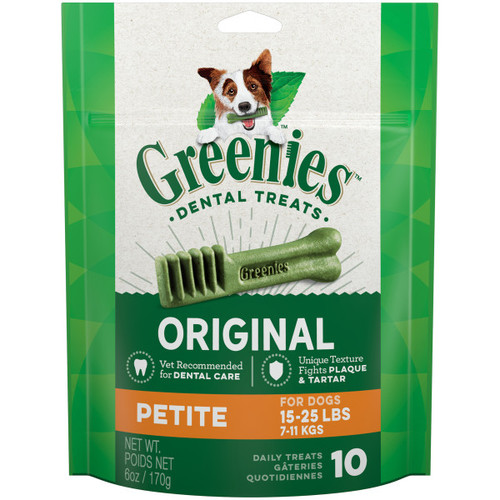 Greenies Original Dental Dog Treats