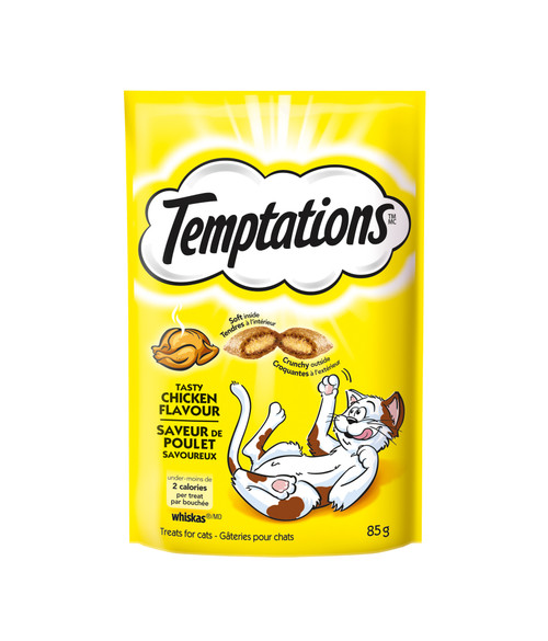 Temptations Cat Treats Tasty Chicken