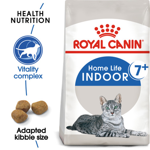 Royal Canin Indoor 7+ Dry Cat Food