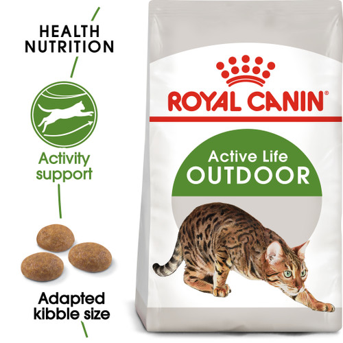 Royal Canin Outdoor Dry Cat Food