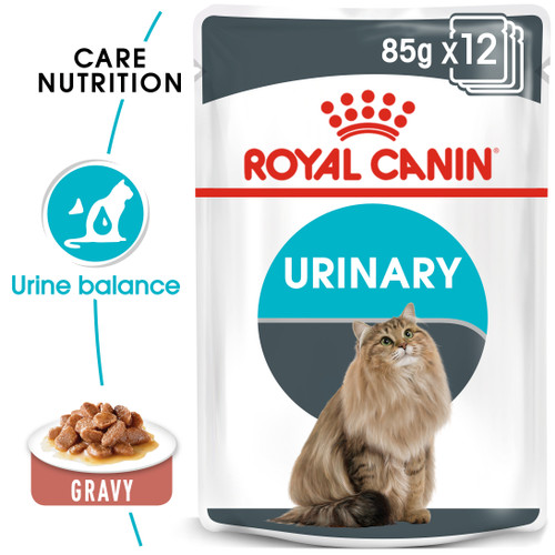 Royal Canin Urinary Care in Gravy Cat Food