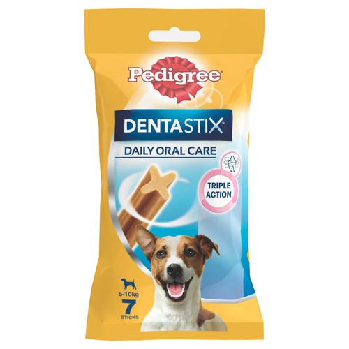 Pedigree Dentastix Dog Treats Daily Oral Care Small Dog