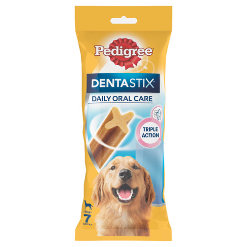 Pedigree Dentastix Dog Treats Daily Oral Care Large Dog