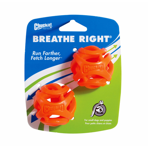 Chuckit! Breathe Right Ball Dog Toy