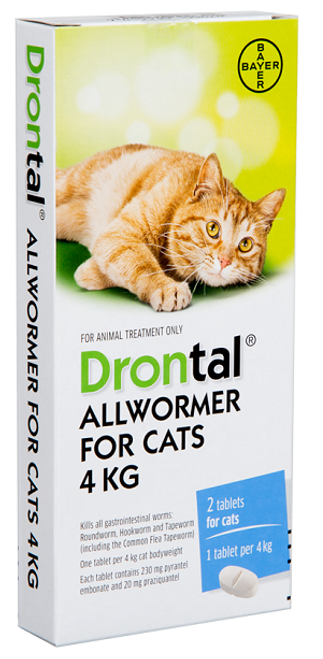 Drontal Cat Allwormer