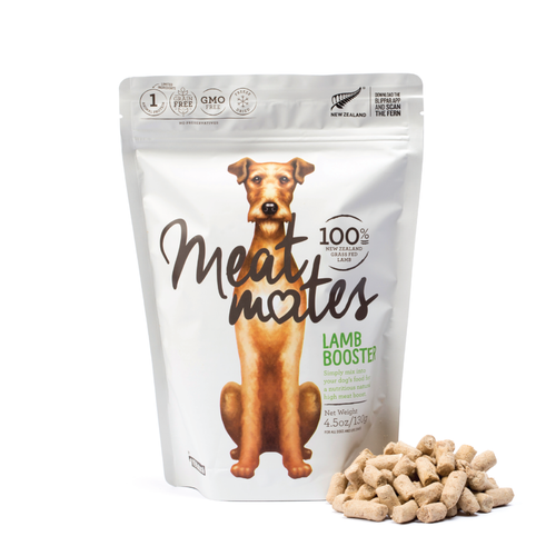 Meat Mates Lamb Grain Free Freeze Dried Booster