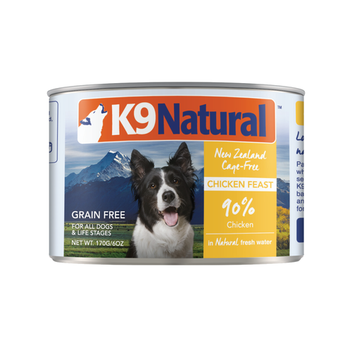 K9 Natural Chicken Feast Wet Dog Food