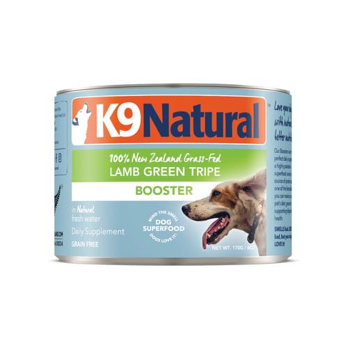 K9 Natural Lamb Green Tripe Booster Wet Food