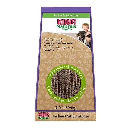 KONG Naturals Incline Cat Scratcher