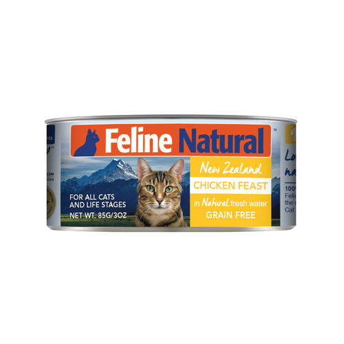 Feline Natural Chicken Feast Wet Cat Food