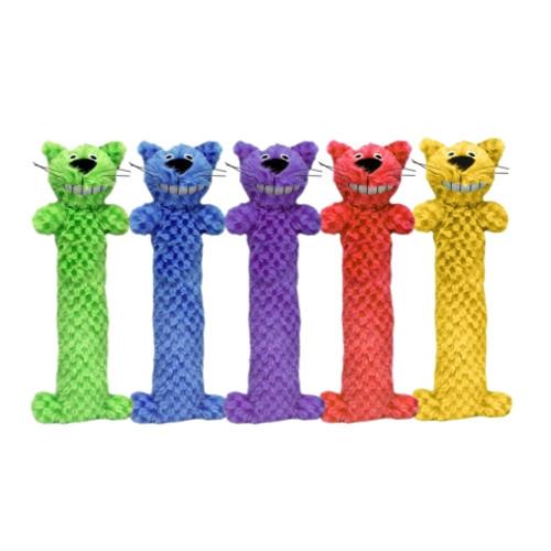 Multipet Loofa Cat Toy Assorted