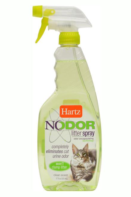 Hartz Nodor Litter Spray