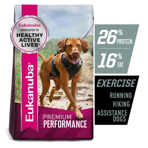 Eukanuba Premium Performance Exercise Adult Dry Dog Food