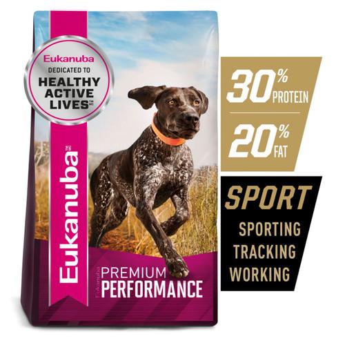 Eukanuba Premium Performance Sport Dry Dog Food