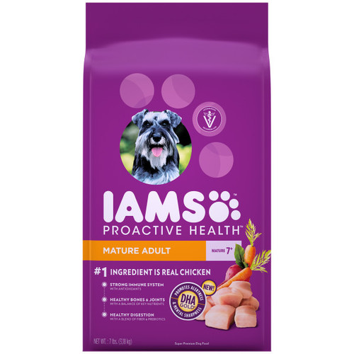 IAMS Proactive Health Mature Adult Dry Dog Food Chicken