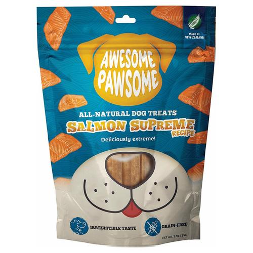 Awesome Pawsome Salmon Supreme Recipe Dog Treats