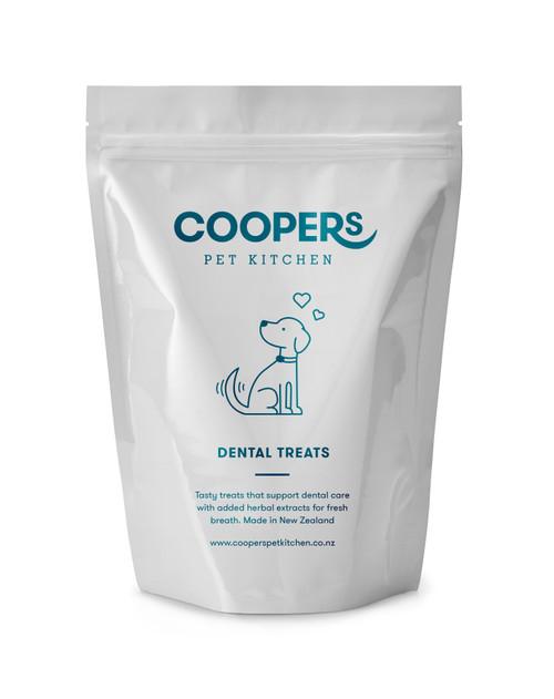 Cooper's Pet Kitchen Dental Treats