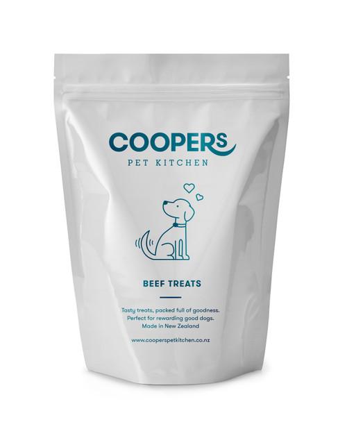 Cooper's Pet Kitchen Beef Treats