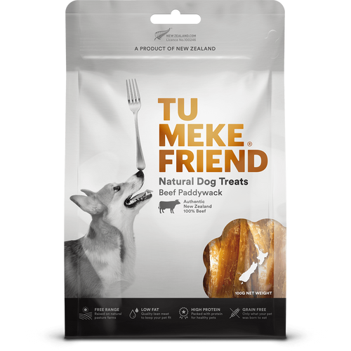 Tu Meke Beef Paddywack Dog Treats
