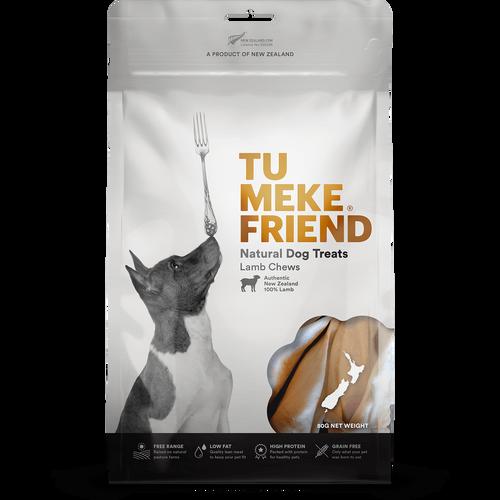 Tu Meke Lamb Chews Dog Treats