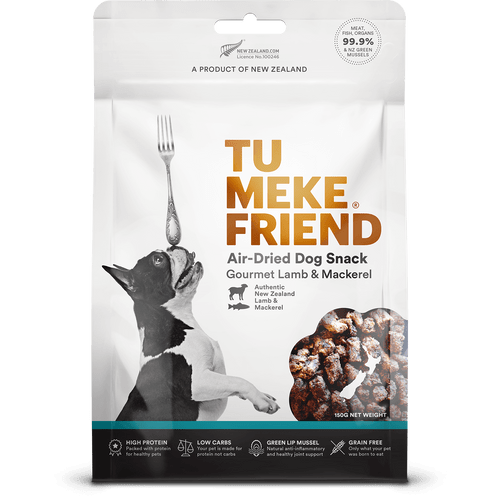 Tu Meke Gourmet Lamb & Mackerel Dog Treats