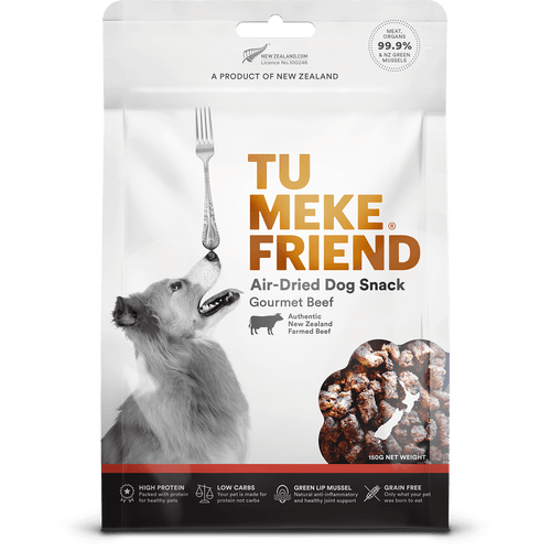 Tu Meke Gourmet Beef Dog Treats