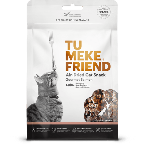 Tu Meke Gourmet Salmon Cat Treats