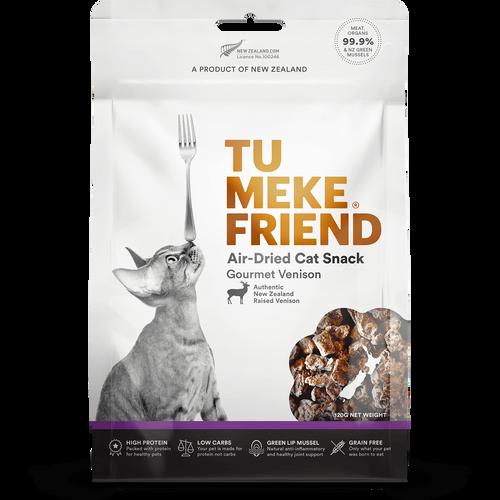 Tu Meke Gourmet Venison Cat Treats