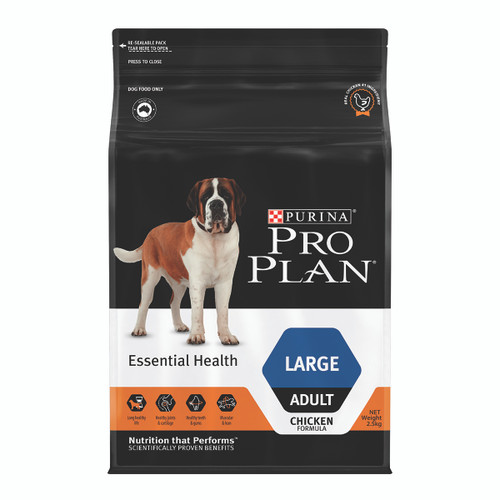 Pro Plan Adult Large Breed Chicken Dry Dog Food