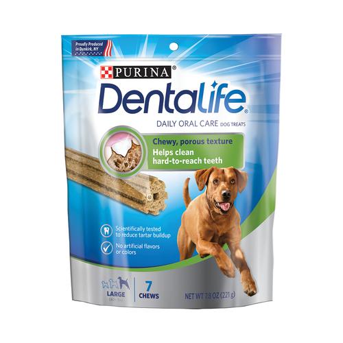 Dentalife Daily Oral Care Large Dog Treats