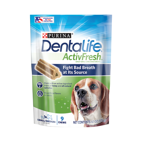 Dentalife Active Fresh Small/Medium Dog Chew Treats