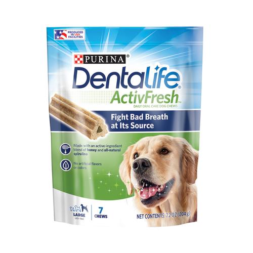 Dentalife Active Fresh Large Dog Chew Treats