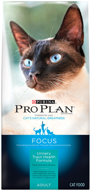 Pro Plan Focus Urinary Tract Health Dry Cat Food