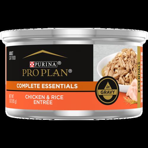 Pro Plan Savor Chicken & Rice Wet Cat Food