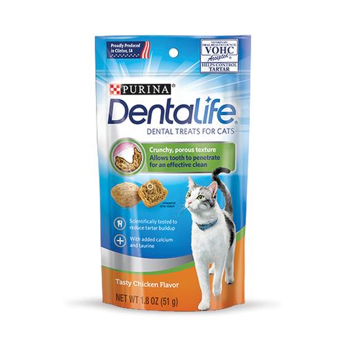Dentalife Chicken Cat Treats